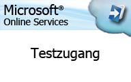 Microsoft Online Services – Ihr kostenloser Testzugang
