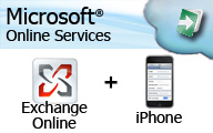 Wie man das Apple iPhone an Microsoft Exchange Online anbindet