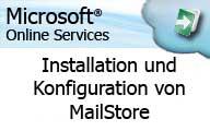 Videocast Konfiguration MailStore