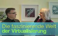 Tauchen Sie mit uns ein in das Thema Virtualisierung
