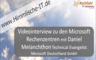 Videointerview mit Daniel Melanchthon auf der TechSummit Cloud 2011