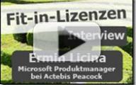 Im Gespräch mit Ermin Licina zum Thema Open Lizenzierung von Microsoft