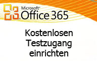 Office 365: 30 Tage Testversion beantragen