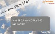 Videocast: Von BPOS nach Office 365