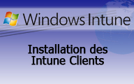 Windows Intune: Clientinstallation