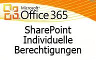Videocast Tipp: Individuelle Berechtigungen in SharePoint Online