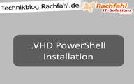 Installation von Windows 8 als paralleler VHD-Boot im Betrieb