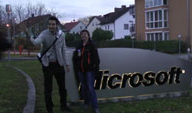 Gespräch mit Jan-Philipp Rombolotto MVP-Lead Microsoft auf den Community Days in München