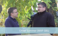 Videointerview mit Oliver Sommer zu Hyper-V im SMB