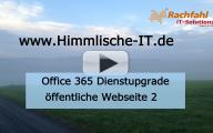 Videocast: Dienstupgrade SMB P1 Webseite 2