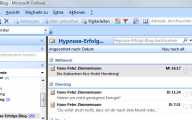 Outlook 2007 – RSS-Feeds