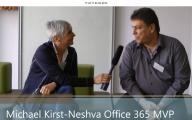 Videointerview: Michael Kirst-Neshva MVP für Office 365 zu Enterprise Projekten