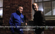Video interview with Mr. Hyper-V Ben Armstrong about whats new in Hyper-V vNext