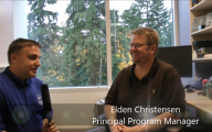 Video interview with Elden Christensen about Clustering in vNext