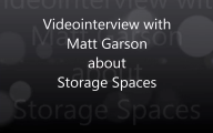 Videointerview with Matt Garson about Storage Spaces