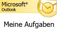 Outlook 2007 – Meine Aufgaben