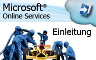 Microsoft Online Services – Anwender – Anmeldung Teil 2