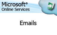 Microsoft Online Services – Anwender – Emails