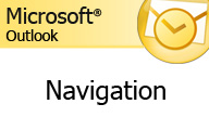 Outlook 2007 – Navigation