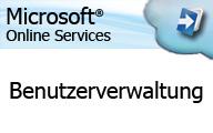 Microsoft Online Services – Administration – Benutzerverwaltung