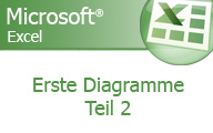 Excel 2007 – Erste Diagramme Teil 2